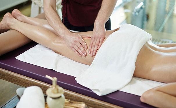 Скидка на 3, 7 или 10 сеансов расслабляющего, тайского, оздоровительного, висцерального, моделирующего и других видов массажа в студии Massage Spa Spb. Скидка до 54%