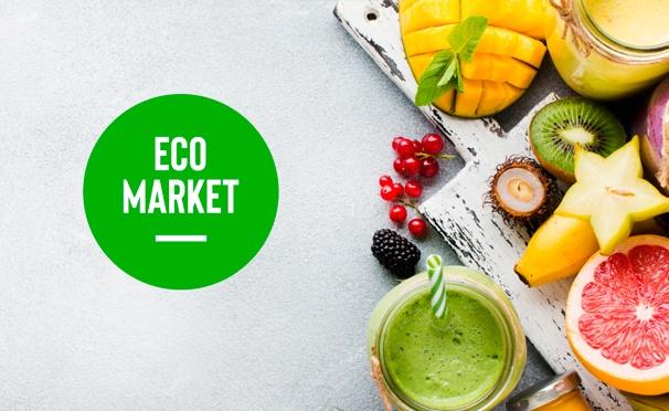 Скидка на Скидка 10% на любой заказ в интернет-магазине Ecomarket