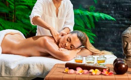 8 видов массажа на выбор