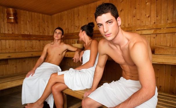 Сношения в бане чтоли?