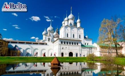 Экскурсии в Ярославль или Ростов