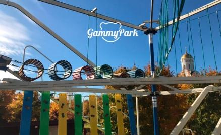 Веревочный парк «Гамми Парк»