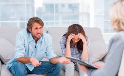 Консультация семейного психолога