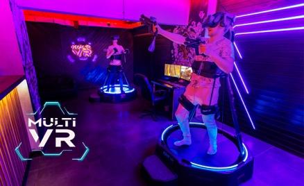 Клуб виртуальной реальности MultiVR