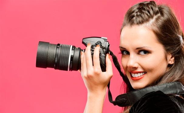 Скидка на Онлайн-обучение фотографии в авторской фотошколе «Стать фотографом» со скидкой до 77%