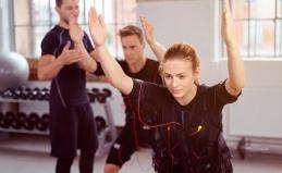 EMS-тренировки в студии SprintFit