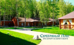 Спа-курорт в Костромской области