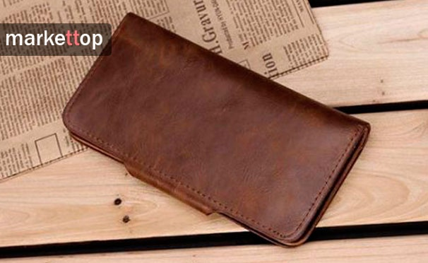 112e02d7e841 Скидка на Изысканный мужской кошелек Gaius Kessar с доставкой от  интернет-магазина MarketTop. Скидка