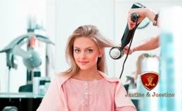 Спа-лечение волос, стрижка, шатуш