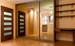 Гардеробные шкафы и кухни на заказ