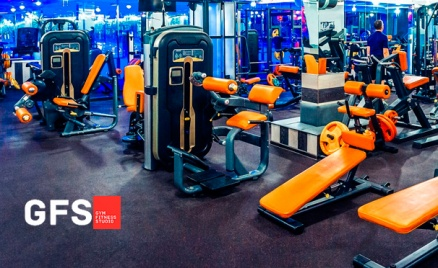 3 фитнес-клуба Gym Fitness Studio