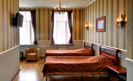 Проживание в отеле «Классик»