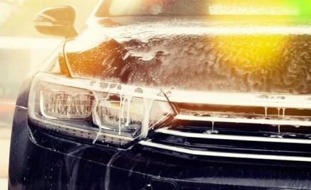 Мойка авто на Днепропетровской