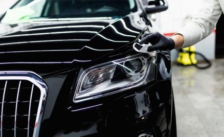 Полировка, тефлоновое покрытие авто