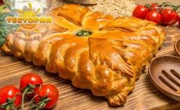 Доставка пирогов от кафе «Тестория»