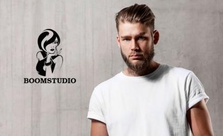 Оформление бороды, мужская стрижка