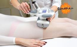 LPG-массаж тела, RF-лифтинг лица
