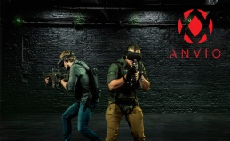 VR-игры в клубе Anvio VR