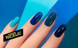 Маникюр + гель-лак в Nicelic Studio