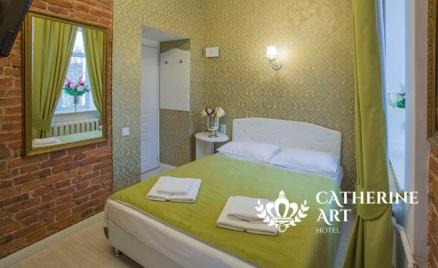 Отдых в отеле Catherine Art Hotel
