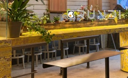 Ресторан Brundi на «Новослободской»