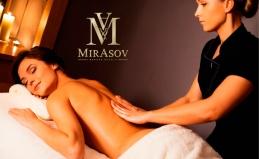 Массаж, обертывание в салоне MirAsov