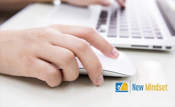 Скидка на Онлайн-курсы по Excel, графике, дизайну, заработку, продвижению в интернете и не только с безлимитным доступом от международного образовательного центра New Mindset. Скидка до 91%