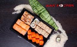 Магазин доставки «Манга-Суши»
