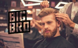 Стрижка, бритье, оформление бороды