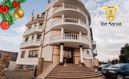 Отдых в отеле Via Sacra в Краснодаре