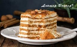 Праздничный торт-открытка на заказ