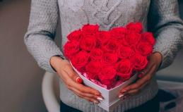 Шикарные розы из Кении или Эквадора