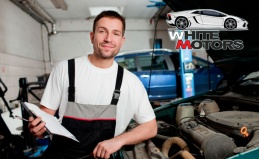 Услуги автосервиса White Motors