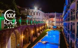 Отель «1001 ночь» под Ялтой