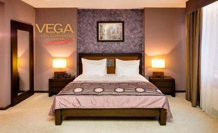 Отдых в отеле «Измайлово Vega»