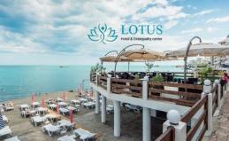 Отдых в отеле Lotus в Алуште