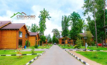 Отель «Степаново» в 46 км от Москвы