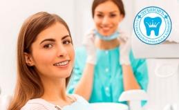 Чистка, реставрация и лечение зубов