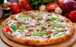 Пицца из дровяной печи
