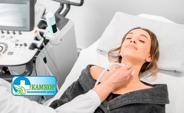 Скидка на Комплексное УЗИ для мужчин и женщин с консультацией узкого специалиста в медицинском центре «Камкор». Скидка до 64%