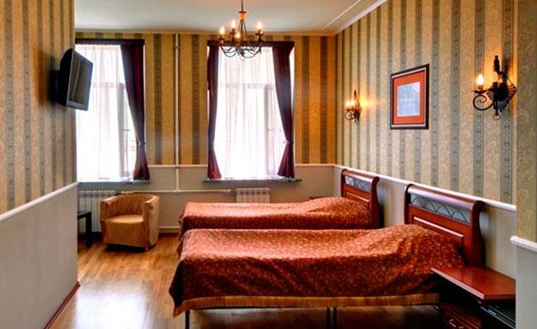 Скидка на Проживание с завтраками в отеле «Классик» в историческом центре Санкт-Петербурга. Скидка до 60%