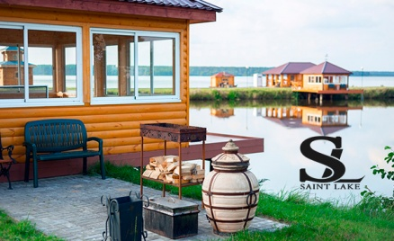 База отдыха Saint Lake в Подмосковье