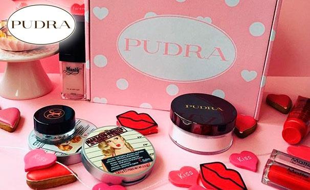 Скидка на Распродажа парфюмерии и косметики в интернет-магазине Pudra! Скидки до 70%