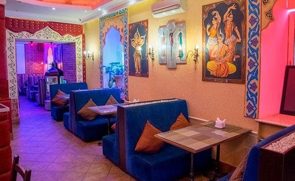 Скидка на Любые блюда из меню и напитки в индийском кафе Tandoor & Grill: супы, салаты, горячее, гарниры, соусы и другое. Скидка до 50%