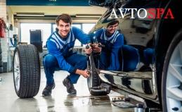 Услуги сервисных центров AvtoSpa