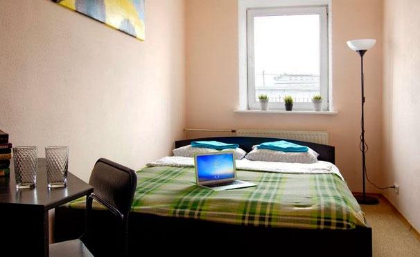 Скидка на Проживание для одного или двоих в хостеле «Маэстро» в центре Санкт-Петербурга: круглосуточная стойка регистрации, зона отдыха, несколько душевых, Wi-Fi и многое другое со скидкой до 47%