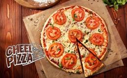 Доставка пиццы от Cheel Pizza