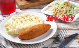 Ужин в сети кафе «Му-Му»