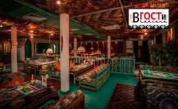 Ресторан «Темпл бар» либо «вГОСТи»