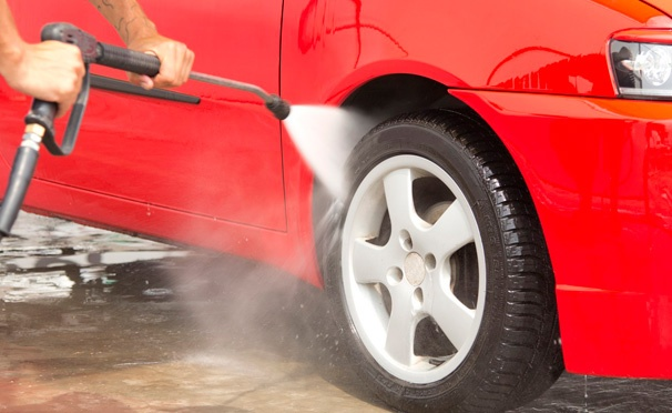 Скидка на Услуги автомойки Fastnshine: химчистка салона, полировка наносредством, устранение неприятных запахов по технологии «Сухой туман»! Скидка до 65%